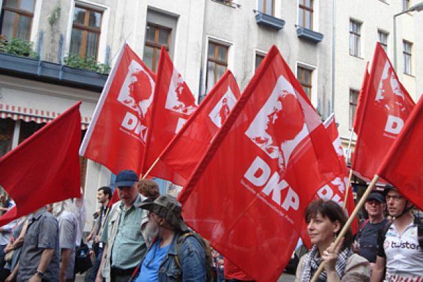 Resultado de imagen para dkp partido comunista de alemania, imágenes